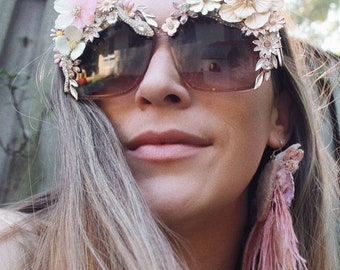 Brown blossom and serpant sunnies