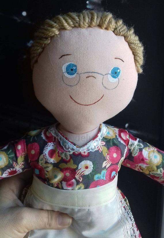 Resultado de imagen de las muñecas de trapo antiguas de nuestras abuelas