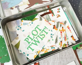 Kids Gifts, Storytelling Kit for Kids, Gift for Kids, gift set for young writers, Children's Gift, Writer's Gift