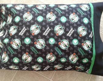 Boston Celtics pillowcase