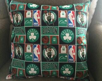 Boston Celtics pillow cover