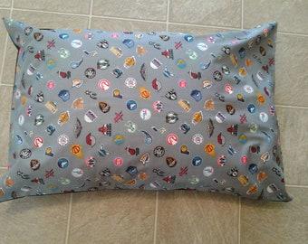 NBA print pillow sham
