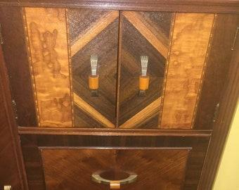 deco bedroom furniture. Antique Vintage Art Deco Bedroom Furniture Set Deco Bedroom Furniture