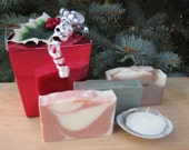 Christmas Collection Palm Oil Free Soaps