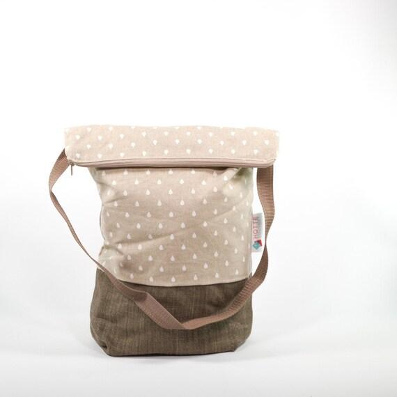 imperméable intérieur à Sac Etsy nylon réutilisable lunch sac à tdXqCqw