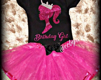 Vintage Barbie Tutu Set