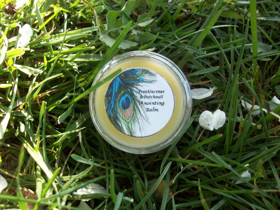 Frankincense and Patchouli Balm