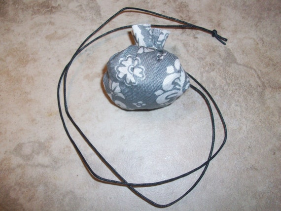 Full Moon Shaman Medicine Bag Necklace