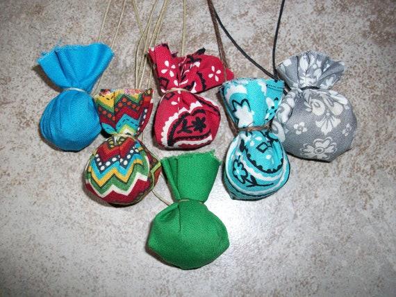 All Shaman Medicine Bag Necklaces (42 Piece Set)
