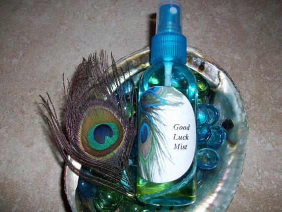 Good Luck Mist 2 oz Bottle