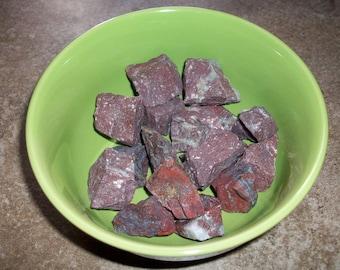 Brecciated Jasper Raw Crystals