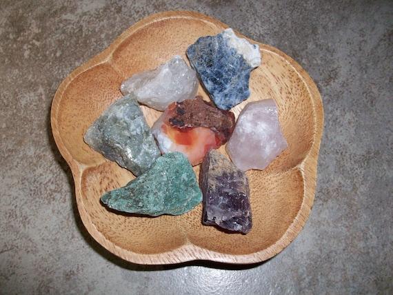 Basic Must-Have Raw Gemstone Set