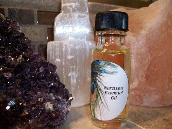 Narcissus Essential Oil Blend 1/2 oz Bottle