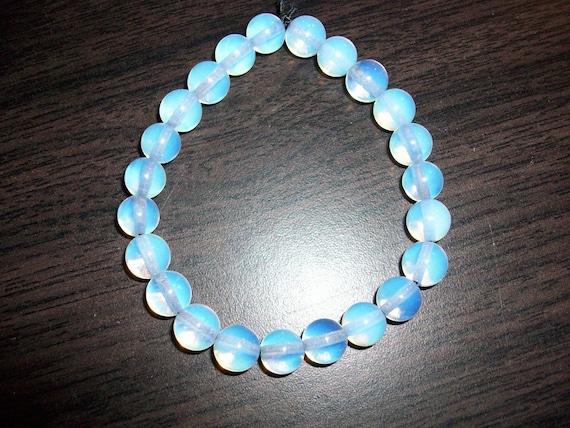Opalite 8mm Gemstone Stretch Bracelet