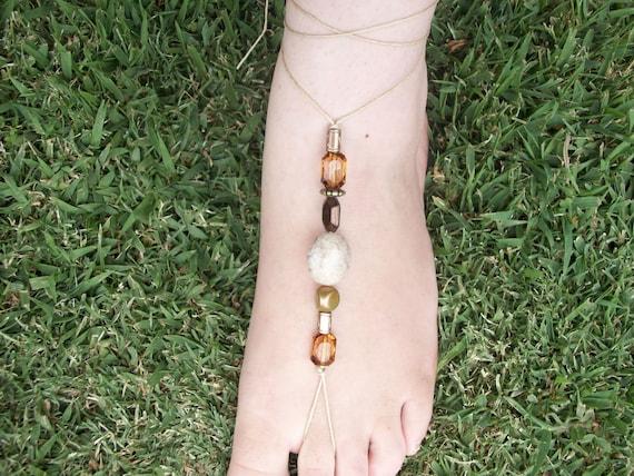 Natural Barefoot Sandals