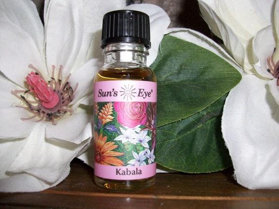 Sun's Eye Kabala Oil 1/2 oz Bottle