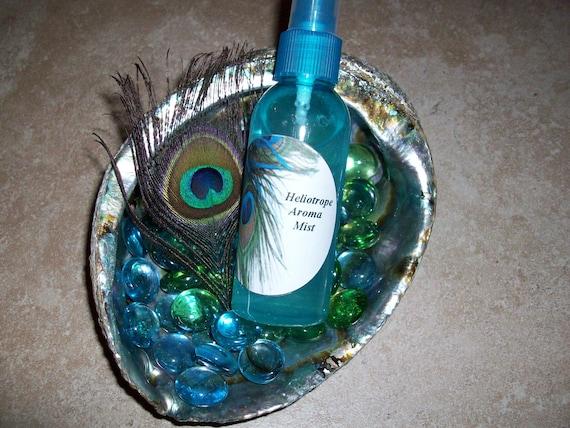 Heliotrope Aroma Mist 2 oz Bottle