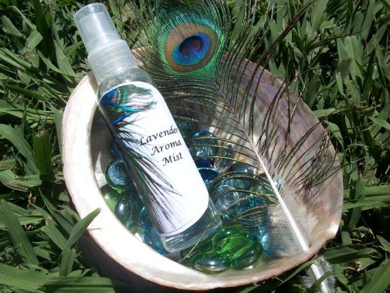 Lavender Aroma Mist 2 oz Bottle