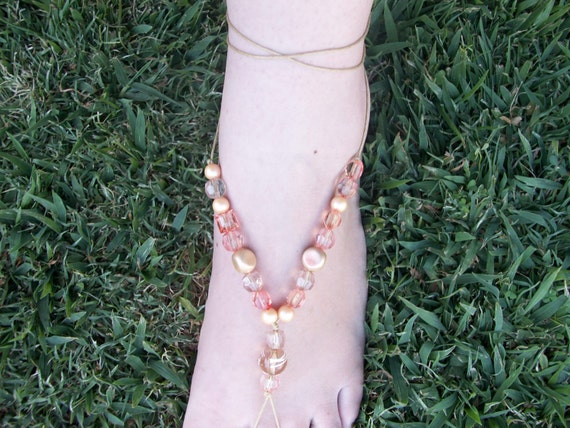 Coral Sands Barefoot Sandals