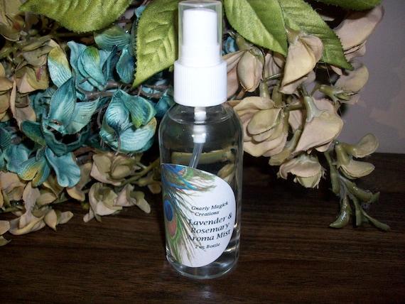 Lavender and Rosemary Aroma Mist 2 oz Bottle