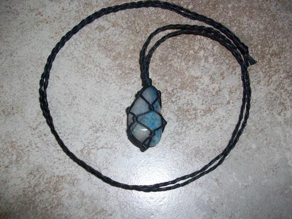 Quantum Quattro Braided Necklace