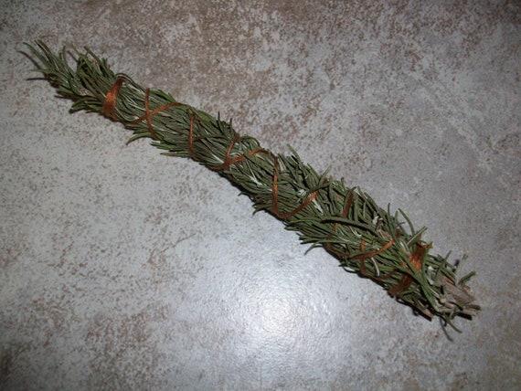 Rosemary Mini Smudge Stick (2021 Harvest)