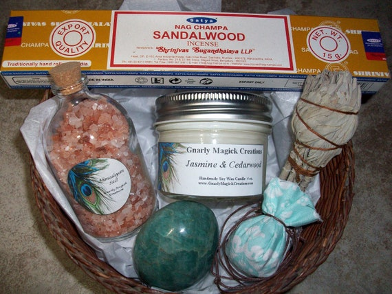 Self Care Metaphysical Toolbox
