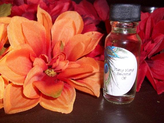 Ylang Ylang Essential Oil Blend 1/2 oz Bottle