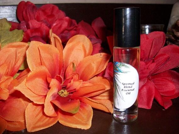 Spiritual Blend Essential Oil 1/3 oz Roller Bottle