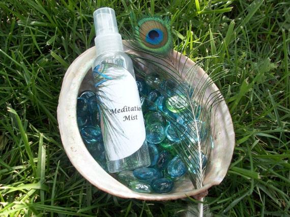 Meditation Mist 2 oz Bottle