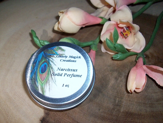 Narcissus Solid Perfume 1 oz