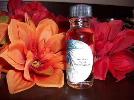 Sunshine Blend Essential Oil 1/2 oz Bottle