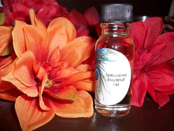 Aphrodisia Blend Essential Oil 1/2 oz Bottle