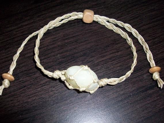 Jade Braided Bracelet