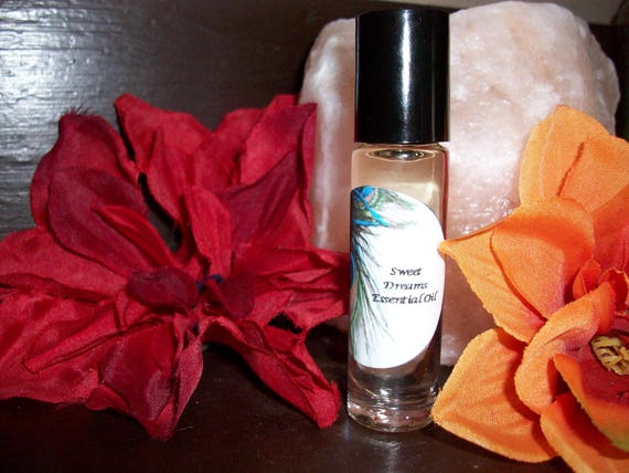 Sweet Dreams Essential Oil Blend 1/3 oz Roller Bottle