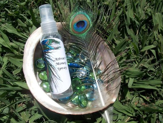 Attract Money Spray 2 oz Bottle
