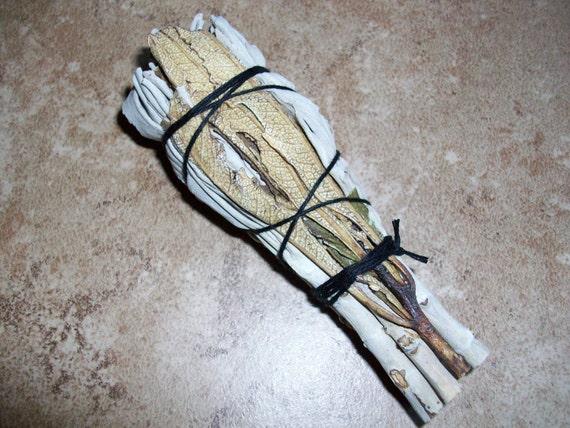 Yerba Santa and White Sage Smudge Stick