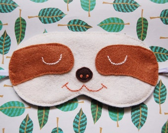 Sloth Beauty Sleep Mask