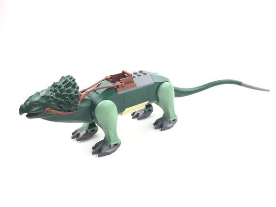 LEGO Star Wars  7255 Green Varactyl Boga Lizard RARE MINIFIG