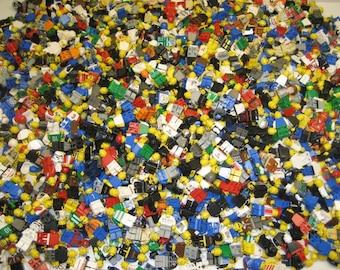 25 Lego Minifigures Random made by Lego Lot of Brand figures