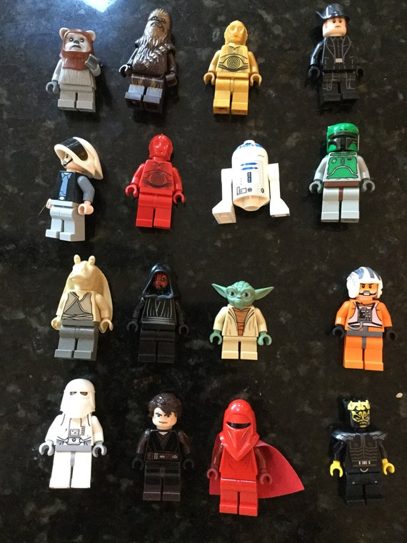 Minifigure Leg Lot of 10 Great Variety LEGO Multiples Available