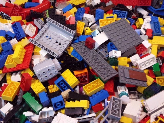 Clean 100/% Genuine LEGO 10 LB Lots pounds Bulk Lot Cleaned Sanitized