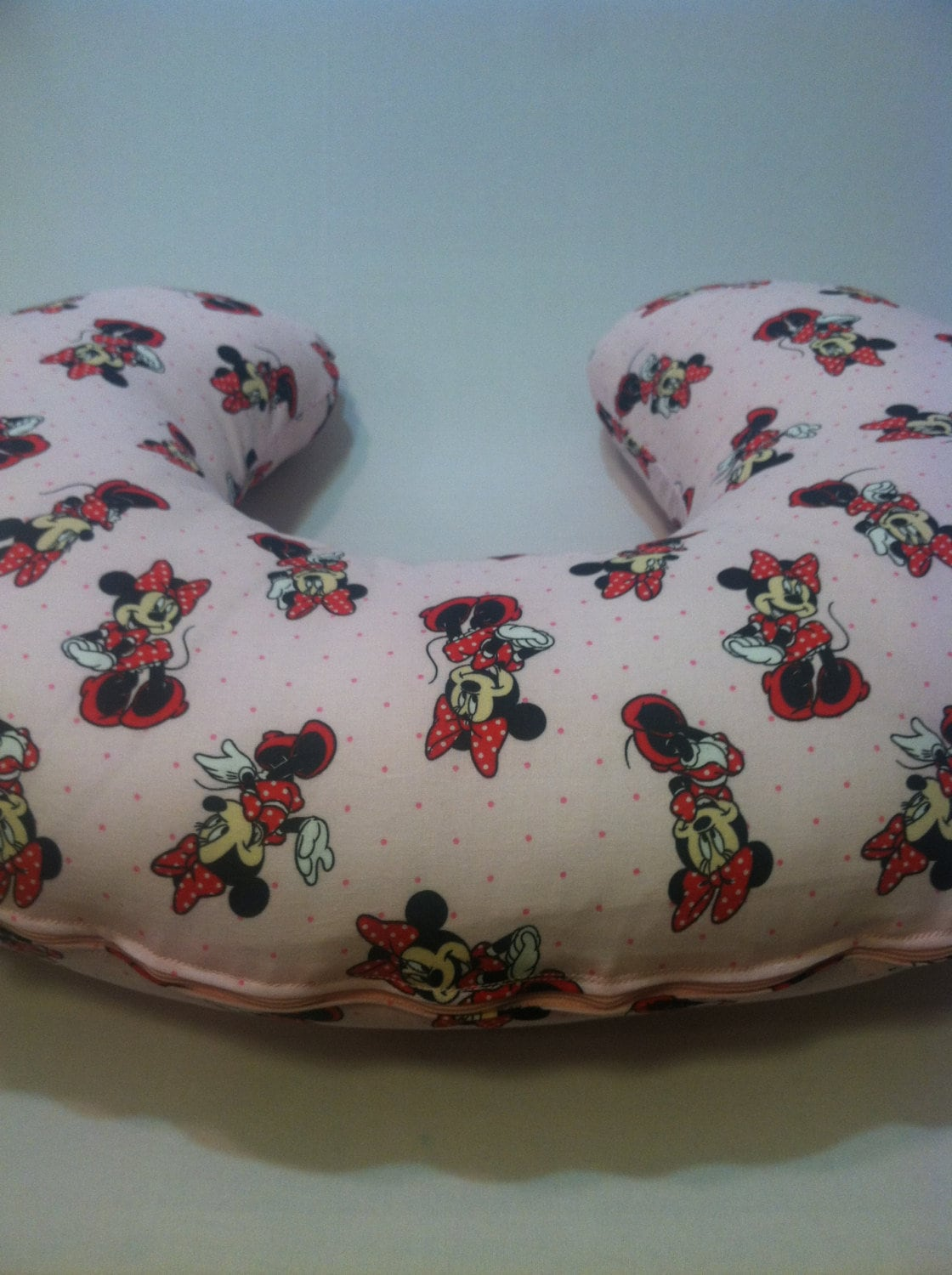 Boppy Cover Minnie Mouse Nursing Pillow Cover Baby Pillow