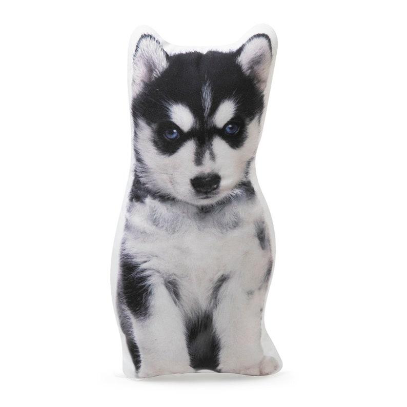 Siberian Husky Dog Black Metal Napkin or Letter Holder *NEW*