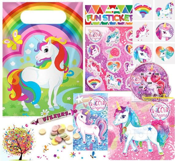 PONY PRE FILLED PARTY BAG HORSE