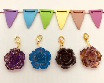 Enchanted Roses Charms