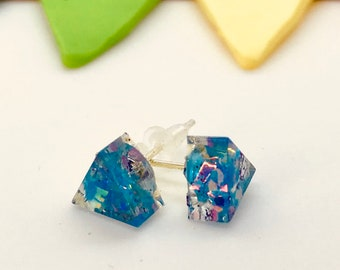 Candy Triangle Earrings