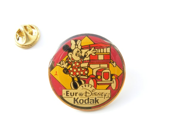 Dale Lock Collection Disney Lapel Pin
