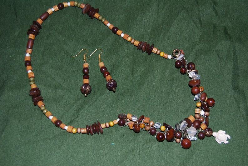 Bonyak Jewelry 18 Inch Rhodium Plated Necklace w// 6mm Light Purple February Birth Month Stone Beads and Cross Charm