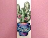 MARQUE-PAGE . Cactus . Plante . Nature . Piquant